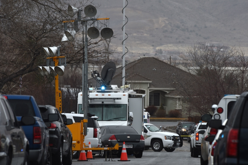 Crime: Man in custody in connection with the murders of Reno
