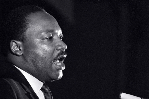 Martin Luther King Jr. was stabbed by a deranged woman. At 29, he almost died.