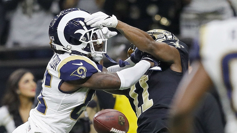 NFL Playoffs 2019  Pass-interference calls could become reviewable after  Saints-Rams debacle 549b51218