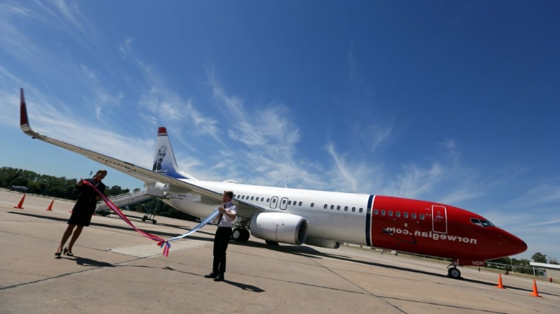 World: A Norwegian Air 737 has been stuck in Iran for more