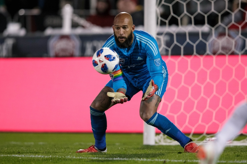 324c49dfbce American soccer icon, Colorado Rapids goalkeeper Tim Howard to retire after  upcoming MLS season