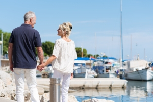 Getting the most out of retirement income planning with an older spouse
