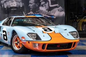 Superformance to produce 50th anniversary GT40 MKI