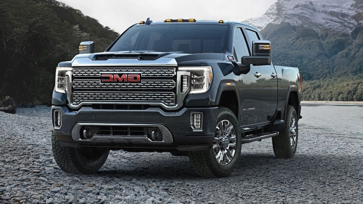 Research 2020 Gmc Sierra Hd First Look Heavy Duty Competition