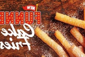 Burger King Is Selling Funnel Cake Fries For Less Than $2