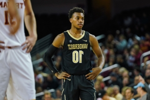 Darius Garland withdraws from Vanderbilt to prepare for 2019 NBA Draft