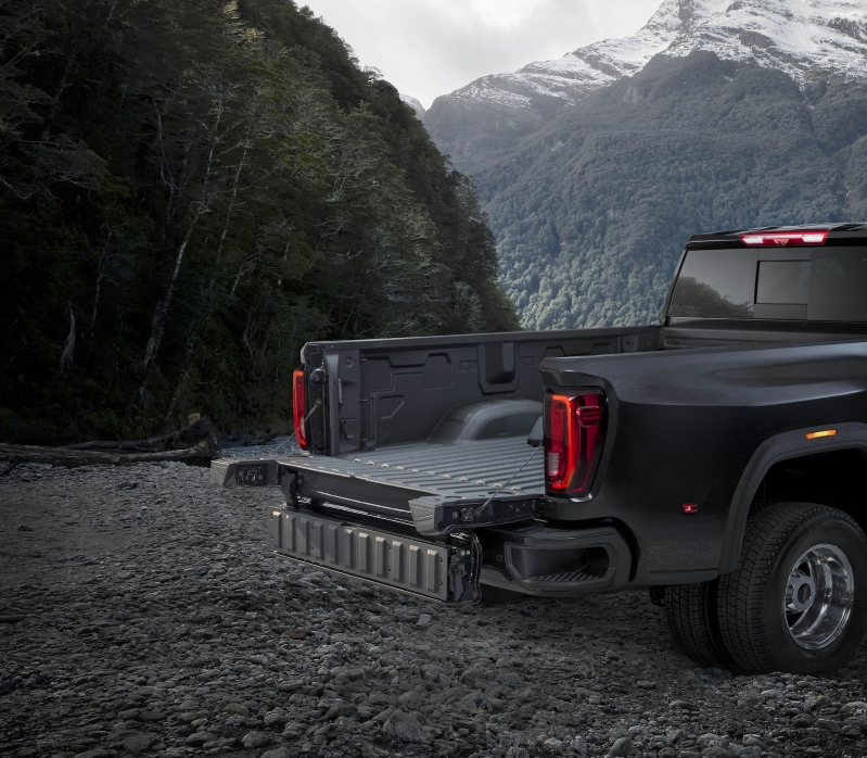 News: New 2020 GMC Sierra HD Has More Tech, More Power