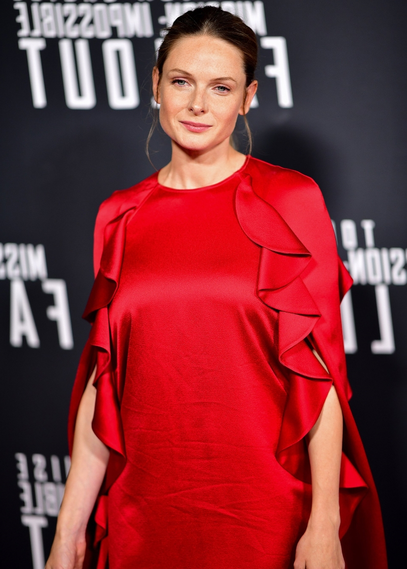Entertainment: Mission: Impossible – Fallout Actress Rebecca