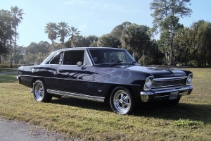 This 1966 Chevy II Nova Is A Ticket To The '60s