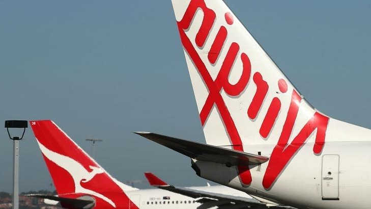 Australia: Virgin, Qantas flights grounded in Geraldton after tarmac