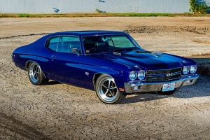 He Waited 50 Years to Build the Perfect 1970 Chevrolet Chevelle SS!