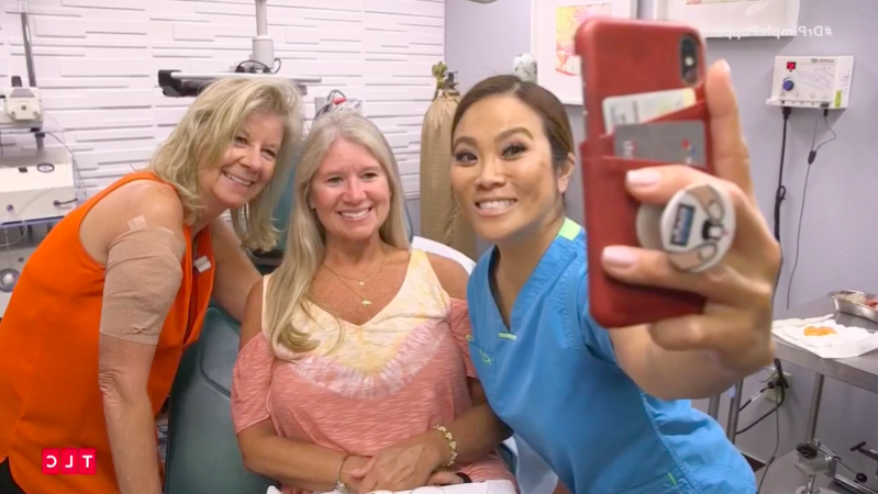 Health: On Dr  Pimple Popper, the Bumps Run in the Family
