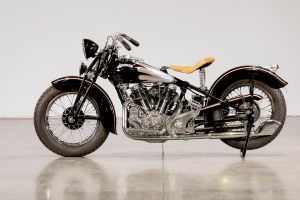 You Can Buy a Coveted Motorcycle from the MC Collection Through Mecum Auctions in Las Vegas