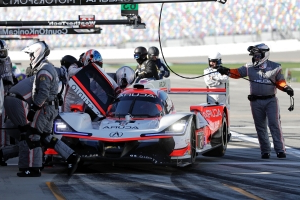 Rolex 24 such a party Roger Penske vows to pull all-nighter
