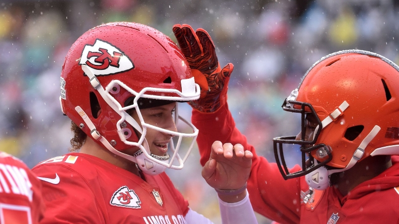 Sport  12 can t-miss moments from the 2019 Pro Bowl - PressFrom - US 8f3f27003