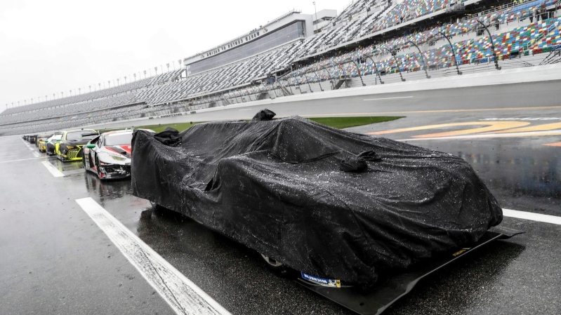 Ryan: Rain robbed this Rolex 24 of what it promised to be — legendary