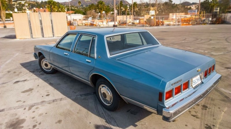 Enthusiasts: The Perfect Chevrolet Caprice Is Up For Sale