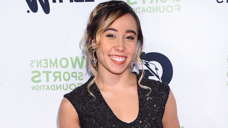 UCLA's Viral Gymnast Katelyn Ohashi Really Just Wants to Dance ... With the Stars