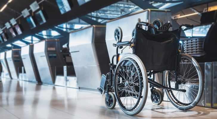 Wheelchair-User Denied Boarding Because She Was Traveling Alone
