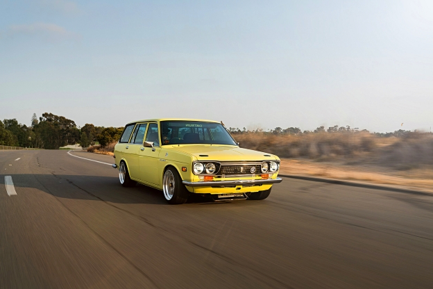 Enthusiasts: 1972 Datsun 510 Wagon - Forgotten Breed