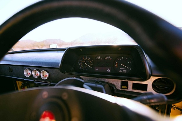 Enthusiasts: 1981 Toyota Starlet (KP61) - The Angry Duckling