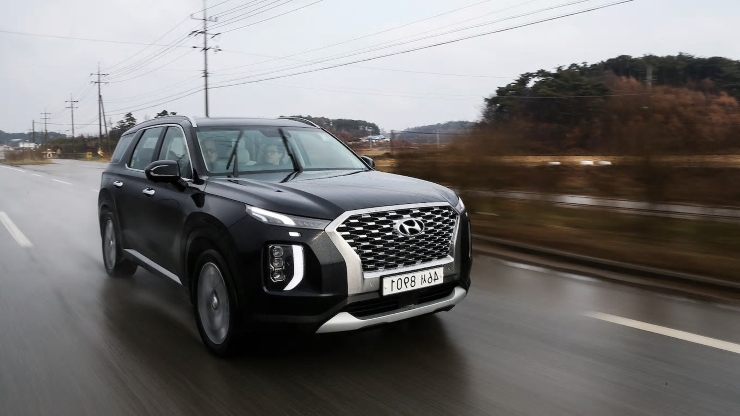 Reviews 2020 Hyundai Palisade First Drive Farewell Santa Fe Xl