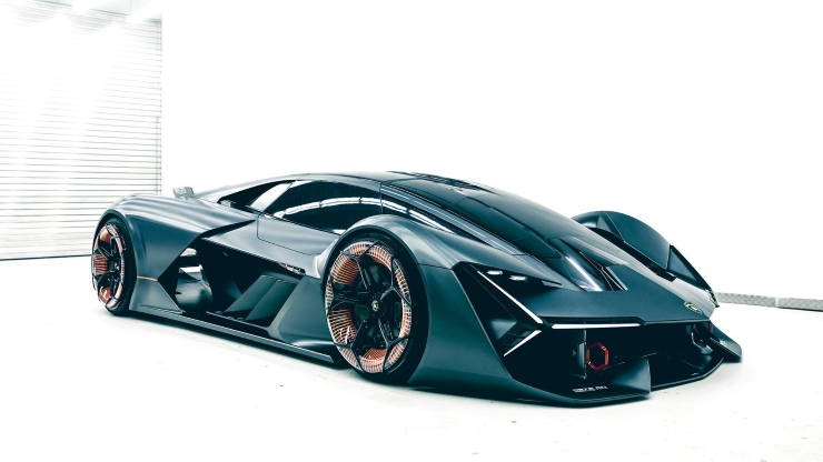 Enthusiasts Lamborghini Lb48h Hypercar Due Next Year You Might
