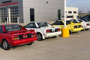 Man Trades In Entire Collection of First-Gen Toyota MR2s For a New Miata
