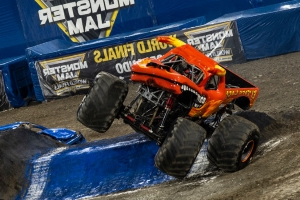 Enthusiasts: Monster Jam Is Going to War With Mattel