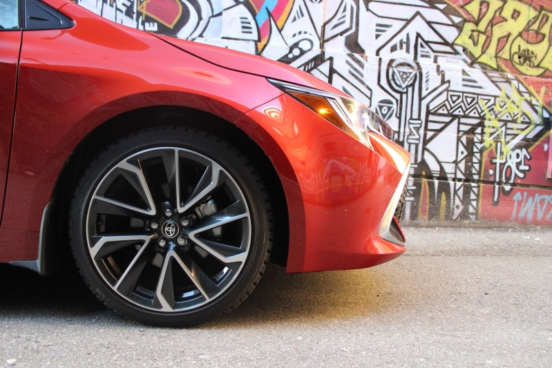 News Review 2019 Toyota Corolla Hatchback Pressfrom Canada