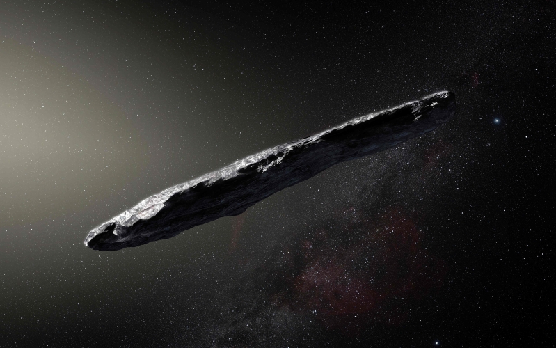 What is Oumuamua? Here's what we know so far