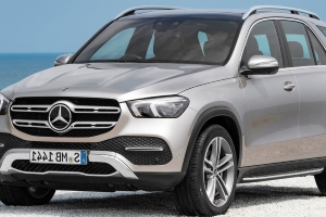 Why the 2020 Mercedes-Benz GLE 450 Is the Most Futuristic (Gas-Powered) Car on the Road