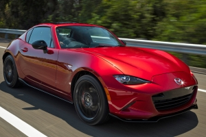 2019 Mazda MX-5 Miata RF Review: Which Is Best, Classic Convertible or Sexy Retractible Hardtop?