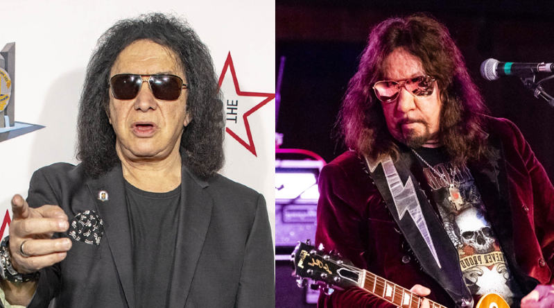 Entertainment Ace Frehley Blasts Gene Simmons As Kiss Feud Heats Up