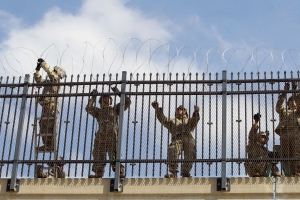 After decline, U.S. military's Mexico border mission to grow again