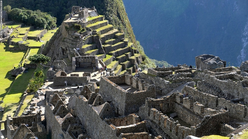Machu Picchu now wheelchair accessible