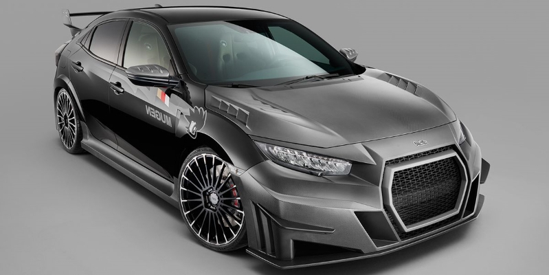Ownership: Mugen's Body Kit for the Honda Civic Type R Makes It Look