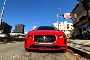 Quick Take: The Jaguar I-Pace Once Again Proves It's No Ordinary Car
