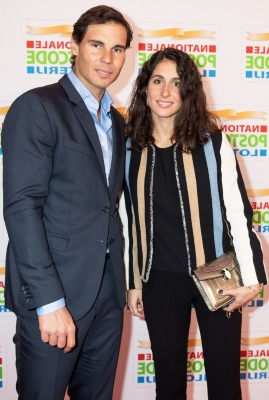 Tennis Star Rafael Nadal Engaged to Longtime Girlfriend Mery Perelló: Report