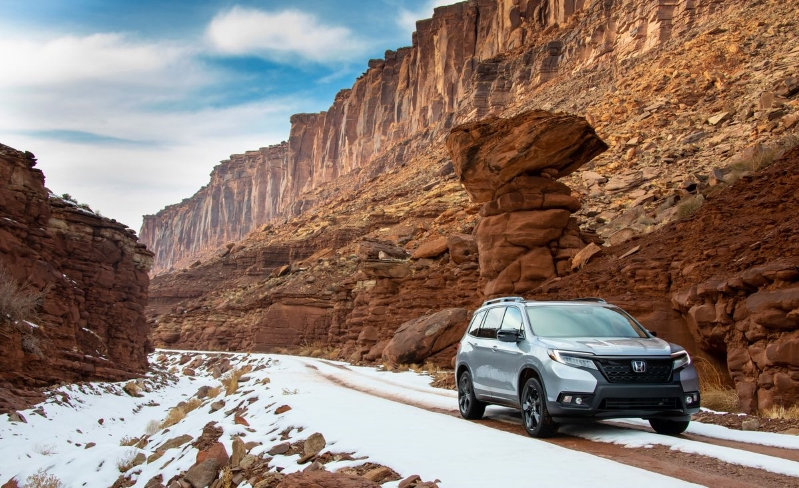 The 2019 Honda Passport Drives Like a Smaller Pilot, Because That's What It Is
