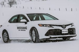 Winter Advisory: We Drive the New Bridgestone Blizzak WS90 Tire