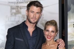 Chris Hemsworth gets 'really embarrassed' when his wife does this