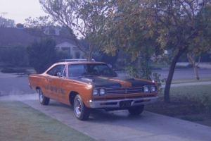 Help Us Find the Omaha Orange 1969 Plymouth Road Runner 1968 Los Angeles Times Grand Prix Pace Car