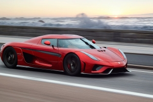 Koenigsegg's Next Supercar Will Have a Camless Engine