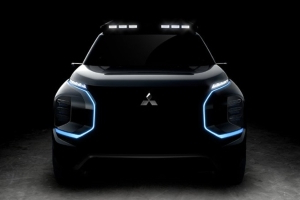 Mitsubishi teases an electric SUV concept car for 2019 Geneva Motor Show