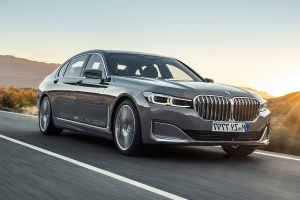 2020 BMW 745e Plug-In Hybrid First Drive: Big Grille Bimmer