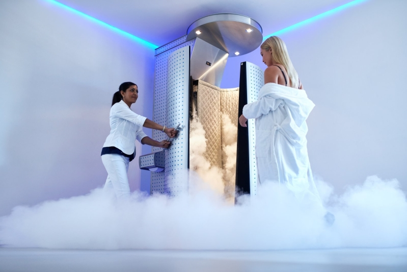 Health & Fit: Should You Try Whole Body Cryotherapy