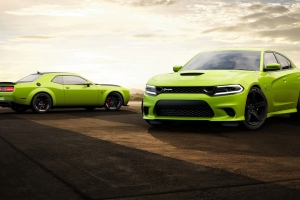 The Dodge Challenger and Charger Are Sublime—Again
