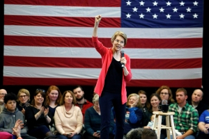 Warren likely to announce 2020 presidential run on Feb. 9
