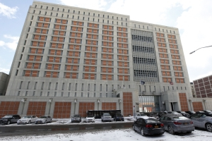 Inmates in Brooklyn federal jail go without heat, hot food: accused NXIVM cult leader among them